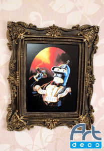 Картина в раме
