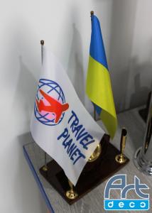 Декоративные флаги