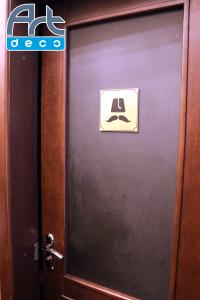 Значок на туалет