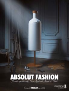 Absolut Fashion.